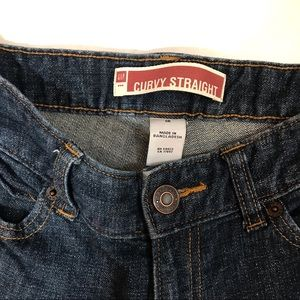 GAP Jeans - Gap Factory Curvy Straight Jeans Size 1R